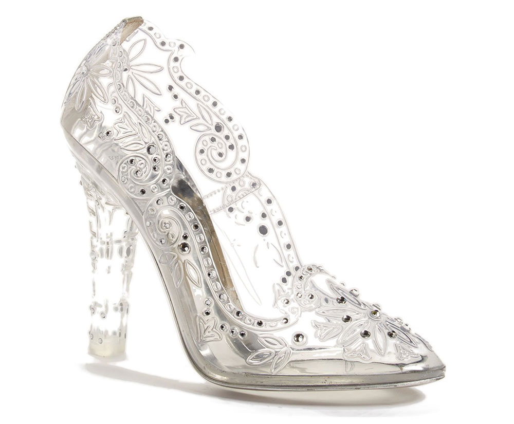 Stunning Glass Heels For Wedding Pictures - Styles & Ideas 2018 ...
